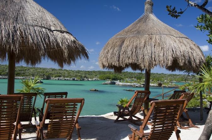 Combo de excursões em Cancun: Xcaret, Xel-Ha, Xplor e Chichen Itza