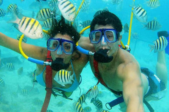 Xel ha all inclusive day trip from cancun in tulum 50673