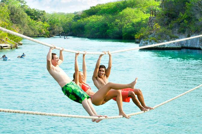 Xel ha park all inclusive admission ticket in playa del carmen 363624