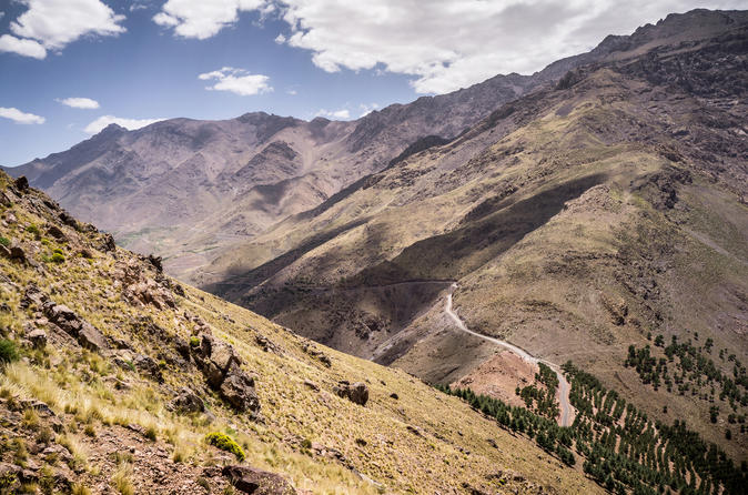 7-Night High Atlas Mountains Summer Adventure from Marrakech