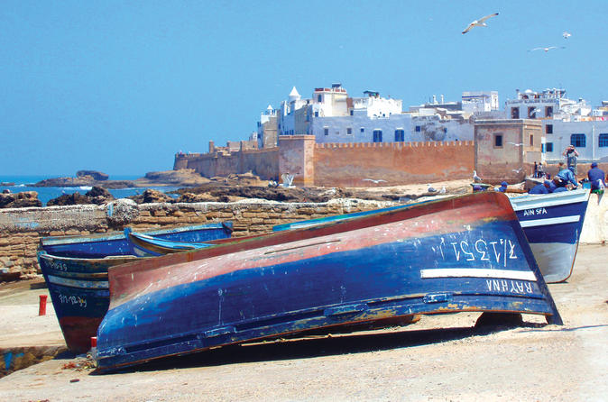 9-Night Southern Moroccan Adventure Including Aït Benhaddou, the Sahara and Essaouira