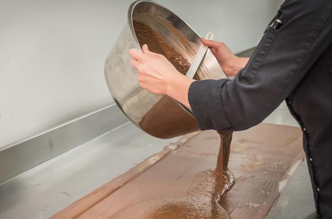 Fun Chocolate Making Workshop
