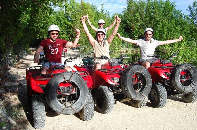 ATV Tour in St Lucia