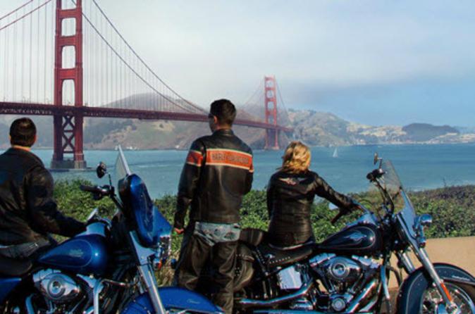 Harley Davidson Rental In San Francisco 2019