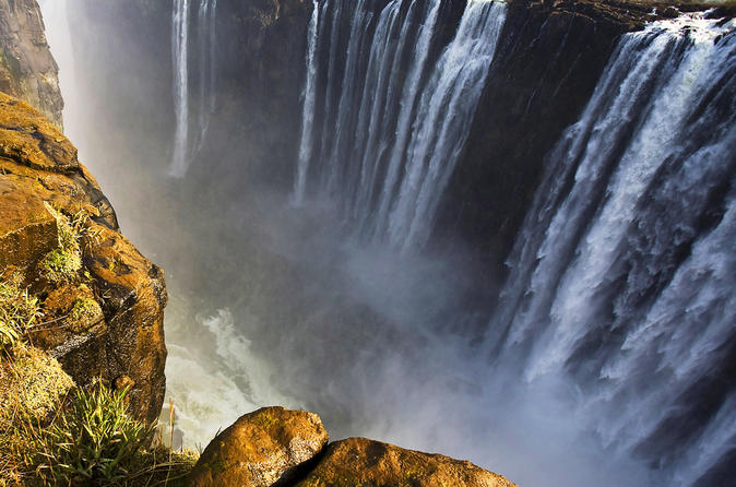 Victoria Falls Walking Tour