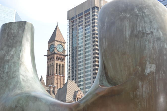 TalkWalk, The Art of Finance and Politics, Guided Walking Tour of Public Art