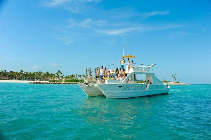 Cap Cana Snorkel and Party Cruise from Punta Cana