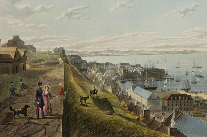 QUEBEC CITY PRIVATE WALKING TOUR - The History of Quebec and Canada