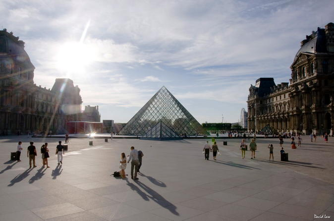 Excursão particular de 1,5 horas pelo Louvre