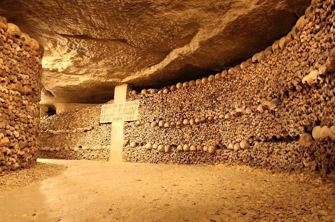 Paris Catacombs Tour Skip Line
