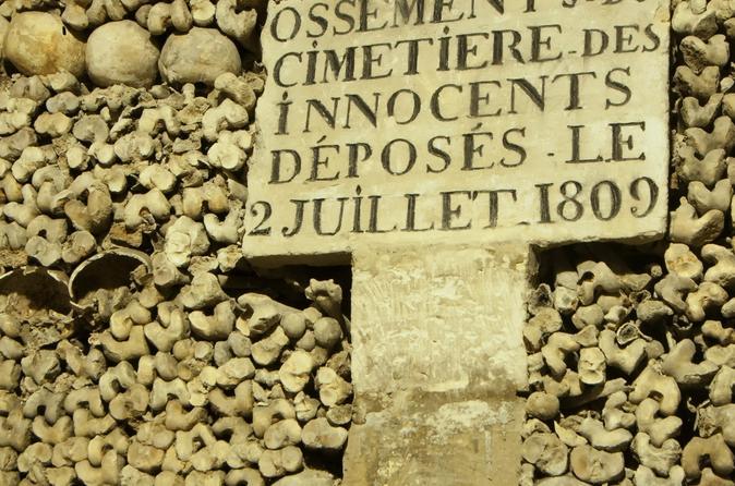 Small-Group Paris Catacombs Evening Tour