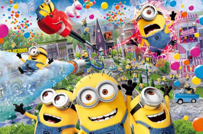Passe de 1 dia no Universal Studios Japan