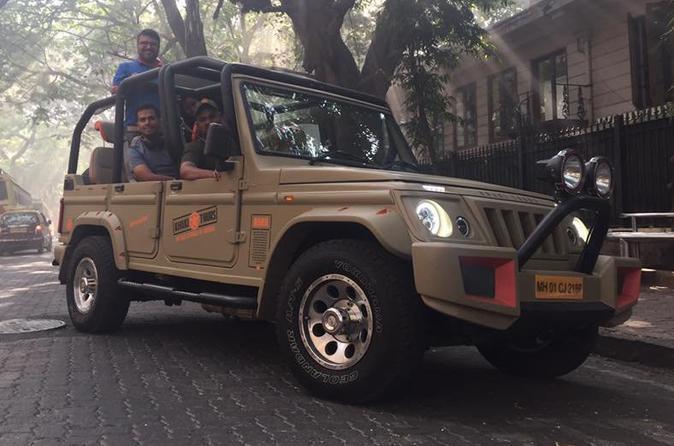 UrbanSafari - Open Jeep Heritage Tour