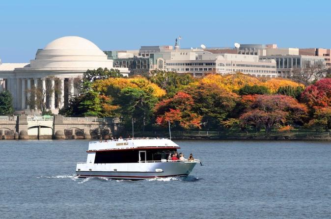 Washington DC Fall Foliage Day Cruise