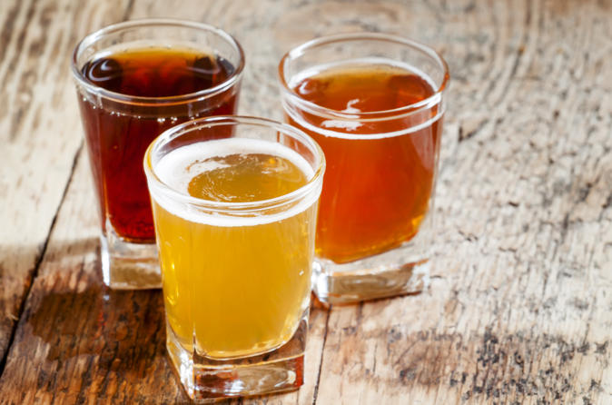 Sonoma County Brewery Tour Including Behind-the-Scenes Access