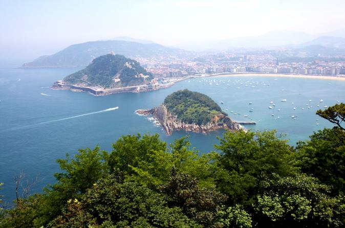 Half day way of st james hiking tour from san sebasti n in san sebastian 140911