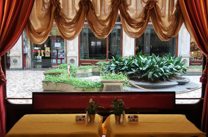 Turin Coffee Break - Historic cafeterias, literature and delicacies