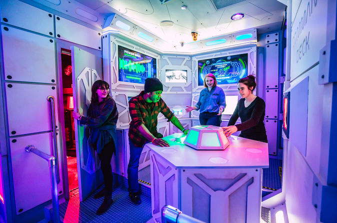 Mission: Mars Escape Room in Chicago
