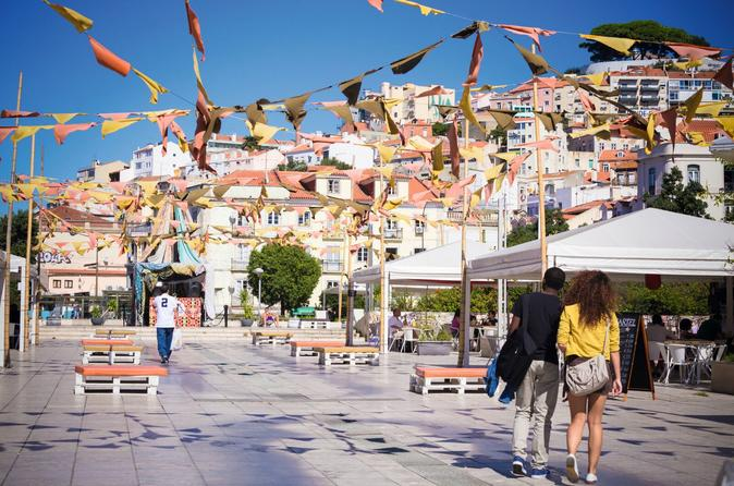 lisbon small group walking tour with food and wine tastings 2019