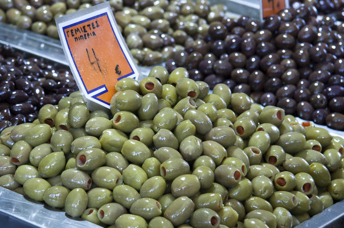 Thessaloniki Markets Tour