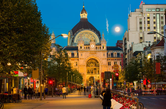Private Tour: Antwerp Trip from Brussels