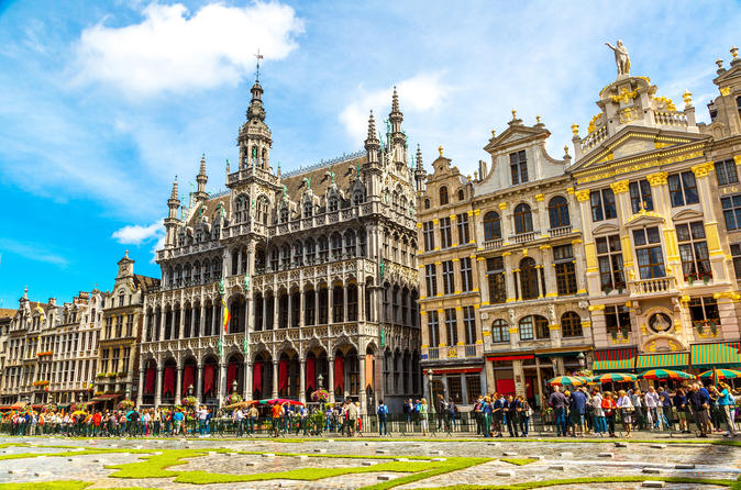 Private tour brussels sightseeing tour in brussels 282774