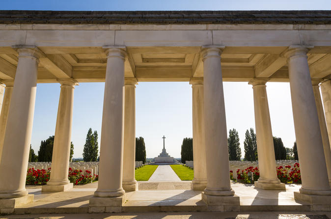 Private tour wwi canadian battlefields including thiepval memorial in brussels 174124