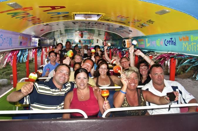 Pub crawl em Aruba