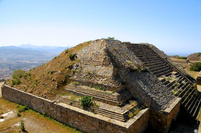Mitla and Monte Alban Combo Tour from Oaxaca
