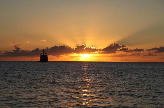 Private Sunset Cruise in St Maarten