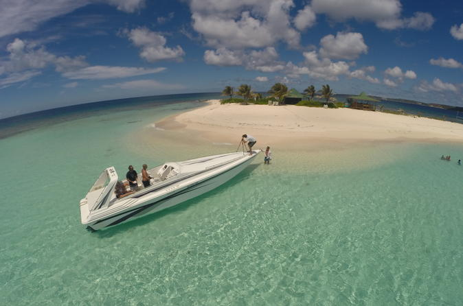 St Maarten Private Speed Boat Charter
