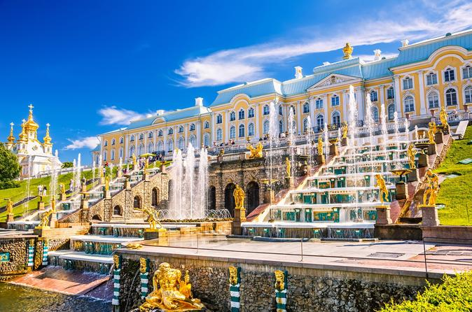 2 day private St Petersburg city tour