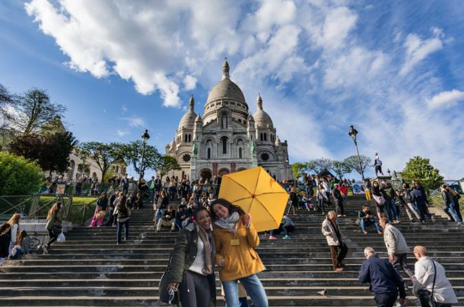 Montmartre Tour in Paris