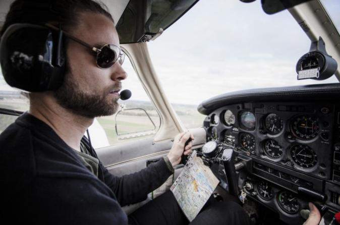 Fly a Plane in New Orleans: No Experience or License Required