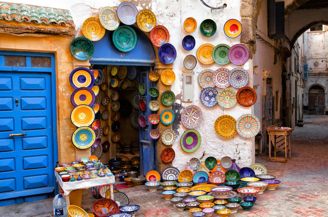 3-dagers tilpasset tur til Essaouira fra Marrakech