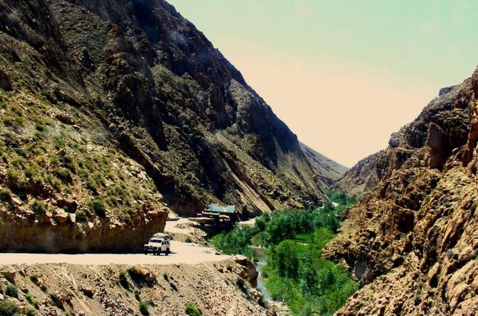 Day Trip: Berber Trails Excursion