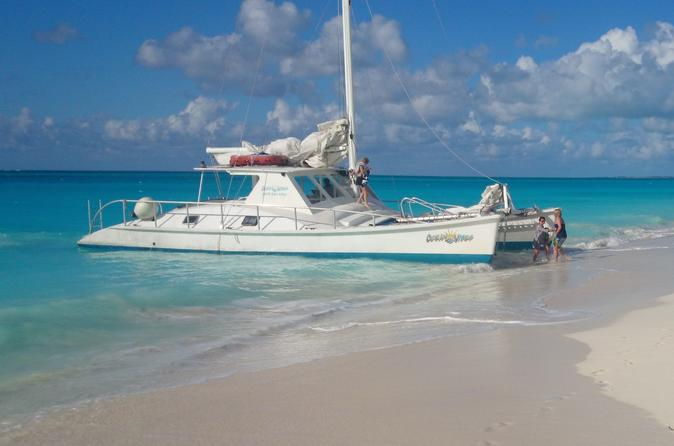 Sail and Snorkel Tour from Providenciales