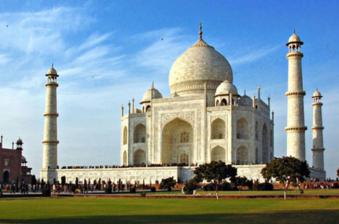 Private Full-Day City Tour Of Agra & Fatehpur Sikri - Delhi