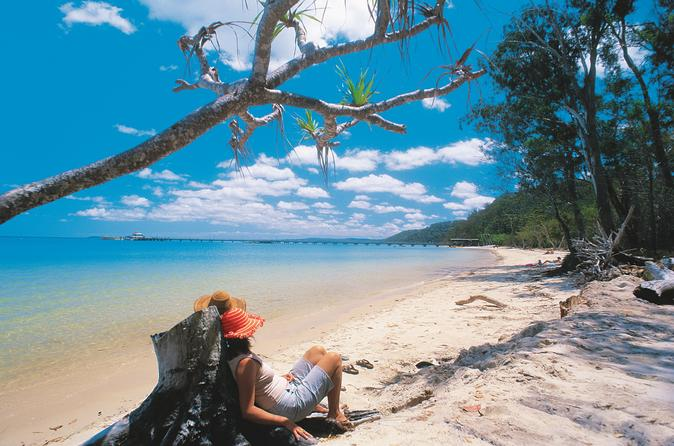 3-Day Fraser Island Tour with Kingfisher Bay Resort Stay from Hervey Bay