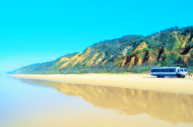 Fraser island 4wd tour from hervey bay in fraser island 146974