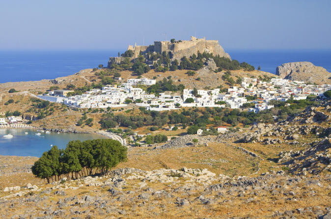 Private tour lindos acropolis and village in rhodes 146581