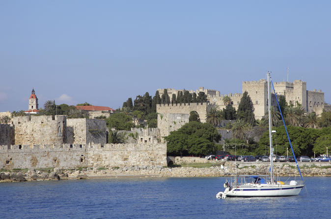 Rhodes shore excursion private lindos and rhodes old town tour in rhodes 148724