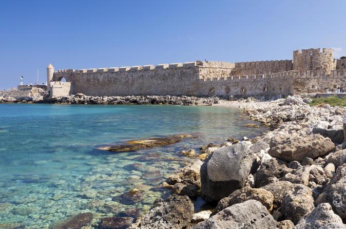 Rhodes shore excursion rhodes city tour in rhodes 147873
