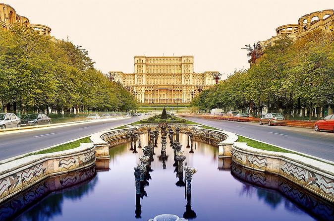 Bucharest Half a Day Tour