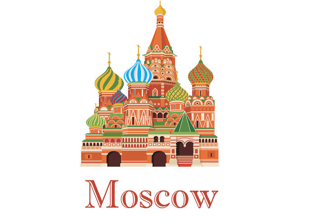 Moscow Full Day tour by High-Speed train