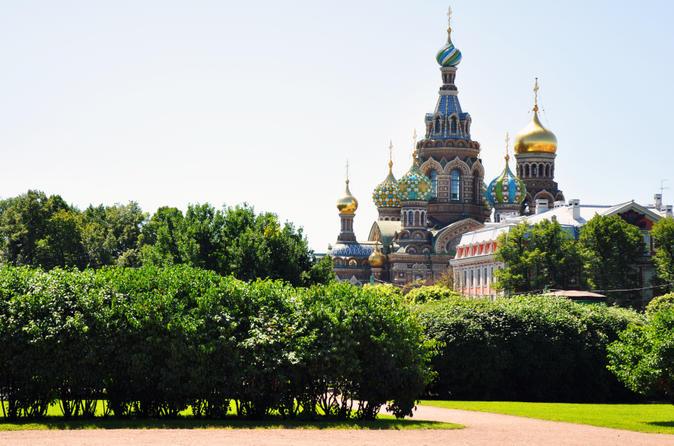 St Petersburg Shore Excursion: Family-Friendly City Tour