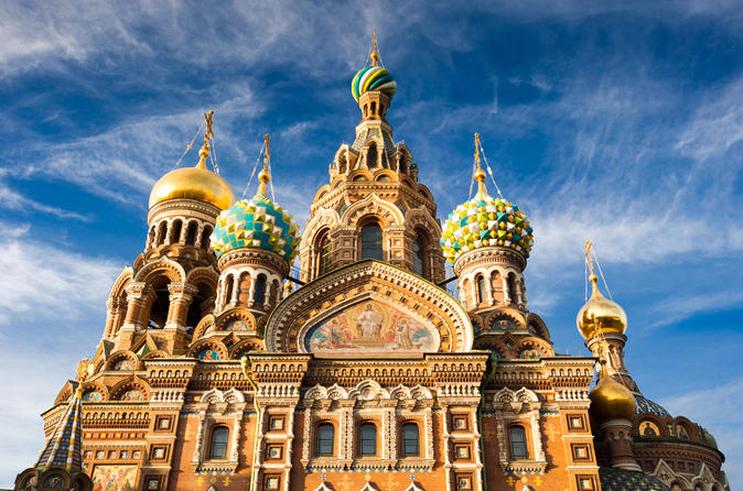 St Petersburg Shore Excursion: Private City Tour Including the Hermitage