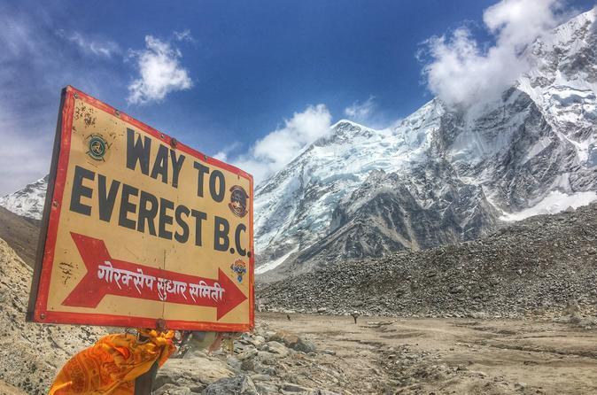 14 Days Everest Base Camp Trek- An Epic Trek In Nepal - Kathmandu