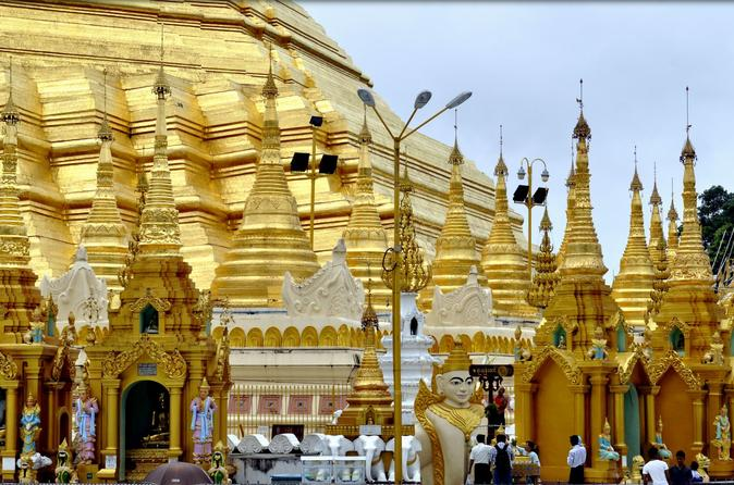 Half-Day Spiritual Shwedagon Pagoda Tour in Yangon