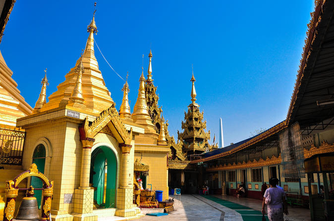 Yangon city sightseeing tour in yangon 147681
